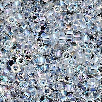 ميوكي ديليكا بذور الخرز، 11/0 الحجم، 7.2 غرام، كريستال AB DB051