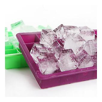 Silicone Mold Ice Cube Container Ice Tray Ice-making Box