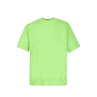 JP 1880 T-Shirt Rundhals mit Bund, Green, XXL Men's