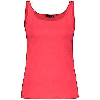 Taifun Top Gewirke T-Shirt, Watermelon, 48 Woman