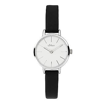 s.Oliver Analogueic Watch Quartz Woman with Plastic Strap SO-4075-LQ