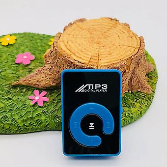 Kjører Mp3 Spille med Bluetooth Sport Clip Speilklipp Usb Digital Mp3 Musikk