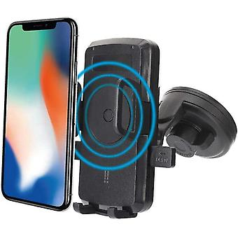 FengChun aiino Car Holder Wireless, Supporto di ricarica wireless da auto, Pensato ad iPhone 8 /