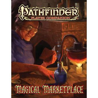 Pathfinder Player Companion Magical Marketplace by Paizo Staff