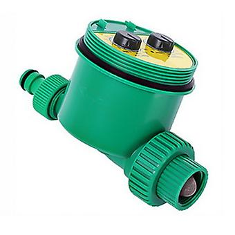 Watering timing controller, garden intelligent watering device, automatic irrigation system