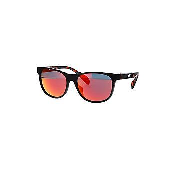 Adidas SP0022 02G Matte Black/Brown Mirror Sunglasses