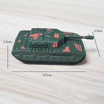 New 2pcs Army Figures Simulation Plastic Tank War Play Set 65cm ES12781