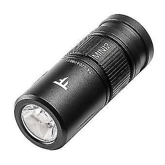 لمفتاح مصباح يدوي MINI USB قابلة لإعادة الشحن ضوء فلاش WS44549