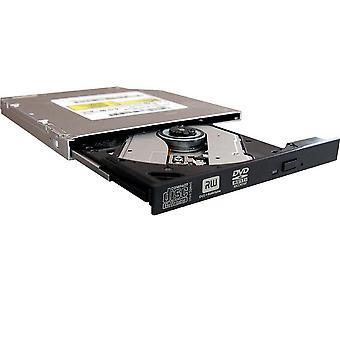 LG Slimline DVD Re-Writer SATA 8x Black  12.7mm High - OEM