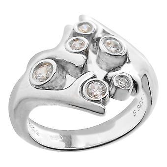 Dames ring Folli Follie 3R9S170C