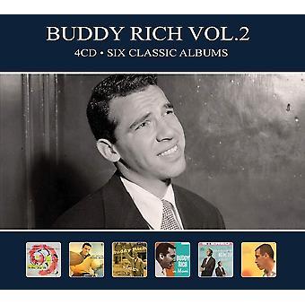 Buddy Rich - Six Classic Albums Vol. 2 CD