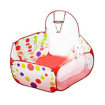 كرة جديدة حفرة تجمع الأطفال الأطفال الأطفال المحمولة لعب خيمة sm16641