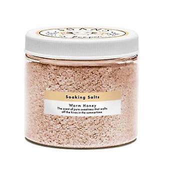 Joans A Keeper Soaking Salts Warm Honey, 12 Oz