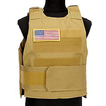 Equipaggiamento tattico dell'esercito Military Molle Vest Hunting Armor Vest Airsoft Gear Paintball Combat Giubbotto protettivo