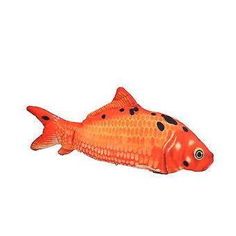 Cat Toy Fish USB Electric Charging Simulation Dancing Jumping Moving 3D Fish Toy for Pet Supplies