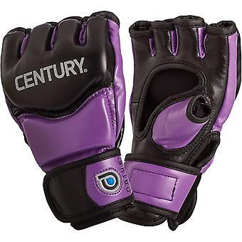 Century Drive Women's Training MMA Gloves - Black/Purple