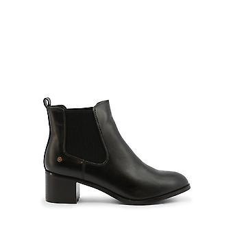 Roccobarocco - Schuhe - Stiefeletten - RBSC1JY01-NERO - Damen - Schwartz - EU 41