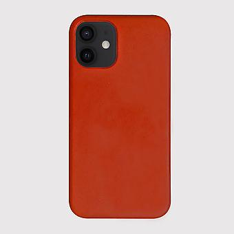 Eco friendly red iphone 12 mini case