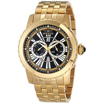 Invicta speciale 14589 rustfrit stål Chronograph Watch