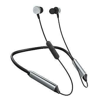 Bluetooth Headset Sport Neckband and Magnetics Mobius24 Forever Black