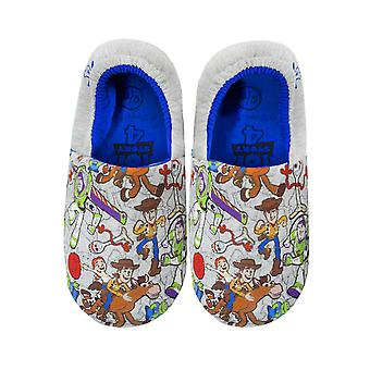 Toy Story Childrens/Kids Printed Slippers