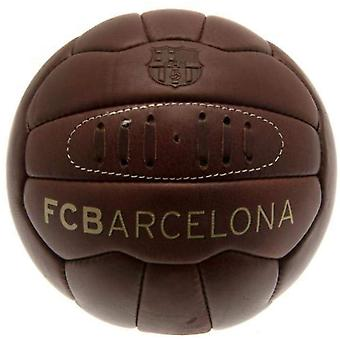 FC Barcelona Retro Heritage Fußball Größe 5