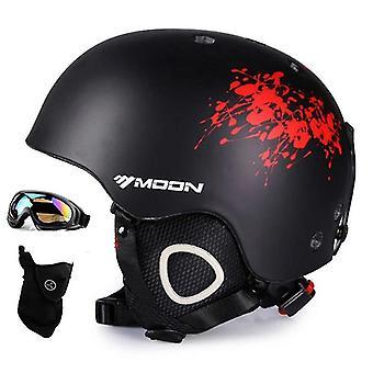 Skiën Snowboard Helm Cover Herfst Winter Volwassen Mannen Skateboard