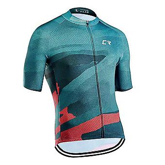 Pns 2021 Men's Summer Bike Road Bike Jersey Striped Breathable Quick Drying Short Sleeve Cycling Jersey Mountainbike Jersey