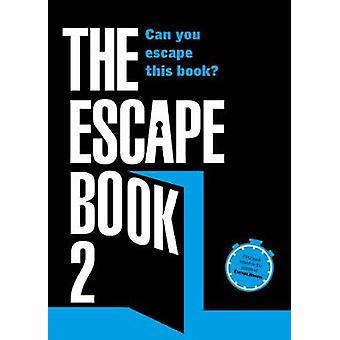 The Escape Book 2 Can you escape this book 2 Escape Book Series