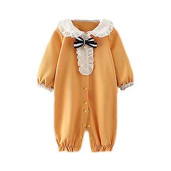 תינוק תינוק תינוק בגדים ילדה סט שרוול ארוך חולצות מכנסיים תלבושות