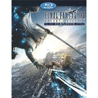 Final Fantasy VII: Advent barn [BLU-RAY] USA importere