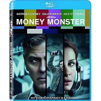 Money Monster [Blu-ray] USA tuoda
