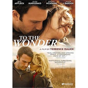 To the Wonder [DVD] USA import
