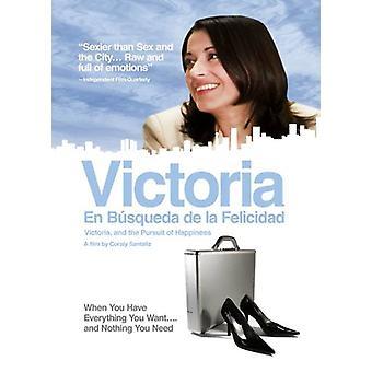 ビクトリア: En Busqueda デ ラ幸福 [DVD] アメリカ インポートします。