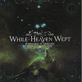 While Heaven Wept - Suspended at Aphelion [CD] USA import