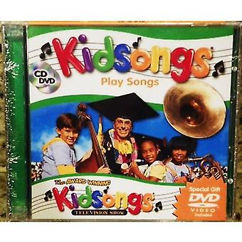 Kidsongs - Play Songs Collection [CD] USA import