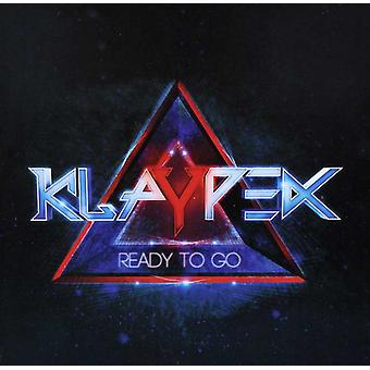 Klaypex - pronto para ir/solta sujeira [CD] EUA importar