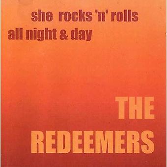 Redeemers - hun steiner 'N' ruller hele natten & dagen [DVD] USA importere