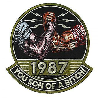 Honcho SFX du drittsekk! 1987 brodert Patch