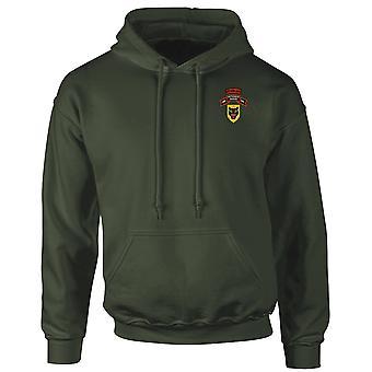Bn de infantaria de guarda vietnamita de ARVN bordado logotipo - Hoodie