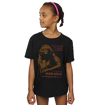 Janis Joplin Girls Madison Square Garden T-Shirt