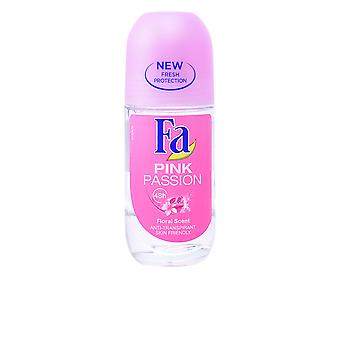 Fa Pink Passion Deo Roll-on 50 Ml For Men