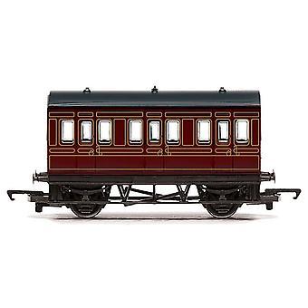 Hornby Gauge Railroad Lms 4 Wheel Coach