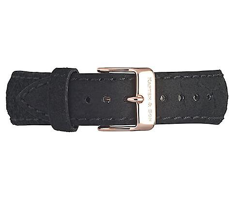 Truncated and Son Watch All Black Vintage Campina 4251145221522
