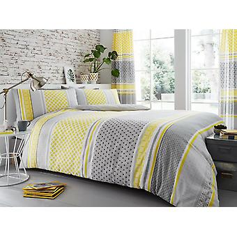 Charter Stripe Duvet Cover Set
