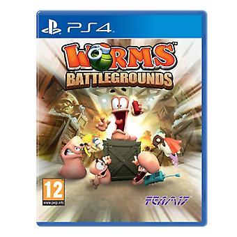 Worms Battlegrounds (PS4)-nytt