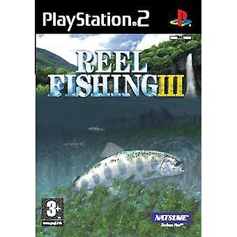 Reel Fishing 3-fabriken förseglad