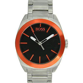 Hugo Boss Orange montre en acier inoxydable 1512896