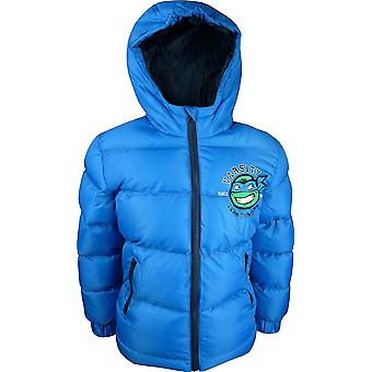 Nickelodeon Ninja Turtles   Boys Winter Hooded Jacket