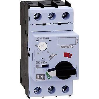 WEG MPW40-3-D063 Overload relay adjustable 6.3 A 1 pc(s)